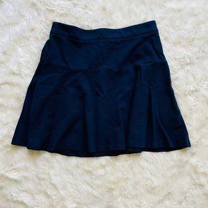 Banana Republic Navy Blue Skirt 2P Petite D12
